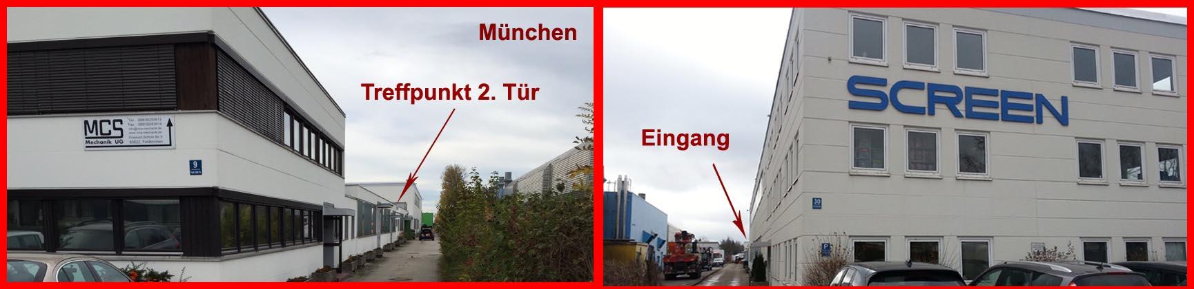 Schulungsort für Staplerschein in München